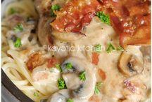 Recipes / by Donna Isak