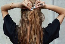 hair & makeup / by Genni Salzer