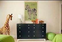 Cool Stuff for Kid(s) Room / by Jennifer Ballard Tully
