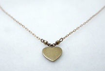 Etsy Love: Jewelry / It's important to us to be connected with the Etsy community. Check out these great finds!