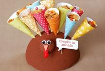 Thanksgiving / Tis the Season to Give Thanks!