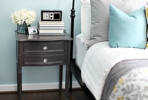 Bedroom Decor / If you love making a room pretty as much as we do, you'll love these inspirations for making your home fit your own personalized style!