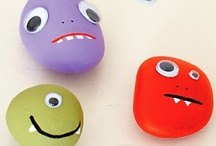 Kids Crafts / Arts and Crafts: Inspiration for spending time with your little ones!