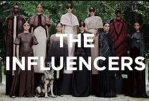 THE INFLUENCERS / by FORWARD by Elyse Walker
