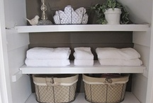 Closets / Love organizing as much as we do? Check out these great ideas for closets!