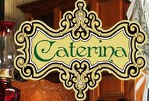 Books - Caterina (Pendleton Petticoats 2) / Book 2 in the Pendleton Petticoats Historic Romance Series. On the run from the mafia in NYC, Caterina Campanelli finds herself in Pendleton, OR, beginning a new life while trying to keep Deputy Sheriff Kade Rawlings from capturing her heart.