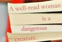 Bookish Love... / by Amy Guinan