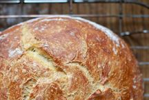 {Recipes} Breads / Rolls / Biscuits