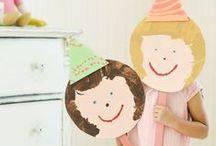 crafts for kids / by Ady Li