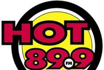 We're HOT! / by The New Hot 89.9