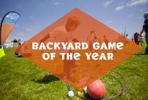2014 Backyard Game of the Year / Get outside and play! Do your kids love to play outside? Enter their own original backyard game ideas for a chance to win a $10,000 scholarship! www.clifkidbackyardgame.com / by CLIF Kid
