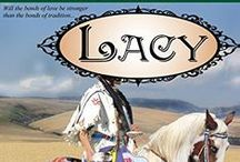 Books - Lacy (Pendleton Petticoats, Book 5) / Lacy - Pendleton Petticoats Book 5 in the historical romance series...shannahatfield.com. Grant Hill needs a wife. Lacy Williams needs a chance. Can love overcome the bonds of tradition?