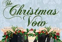 Books - The Christmas Vow / Book 4 in the Hardman Holidays Series. Sweet Victorian Holiday Romances set in the old west town of Hardman, Oregon