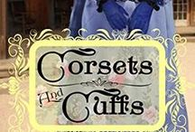 Books - Corsets and Cuffs (Baker City Brides, Book 3) / Sheriff Tully Barrett never new trouble had such a pretty face...