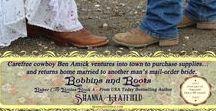 Books - Bobbins and Boots / Baker City Brides, Book 4