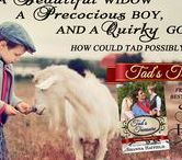 Books - Tad's Treasure / Book 12 in the Grandma's Wedding Quilts series  and the Prequel to the Baker City Brides series.