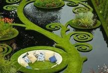 Outdoor + Garden / Mother Nature fills her dance card... / by Chris Wetzel