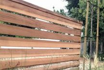 Fences / Gates / Screens / Fences, Gates & Screens- Traditional, modern in a wide range of materials