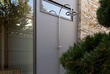 outdoor showers / Be one with nature- shower outside  / by Nick McCullough, APLD