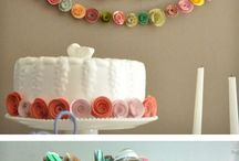 Party Ideas / by Michelle Brown