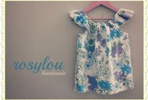 Rosylou Handmade / Vintage, Upcycles & more .... checkout our shop!