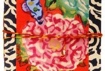 Fabrics&wallpapers&murals / by Renée