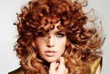 FASHIONABLE hair