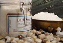 Bath & Body Beauties / Handcrafted Soap & Cosmetic Guild members create some of the finest bath & body products in the world.  Be inspired by our bath salts, sugar scrubs, bath bombs & fizzies, lotions, creams, body butters and more! / by HSCG | Handcrafted Soap & Cosmetic Guild