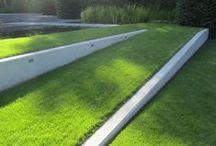 LANDFORM / Sculpted land for a modern landscape