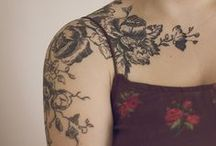 Tattoos / by Leah