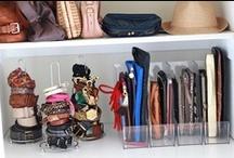 Organizing / by Rachel Poppel