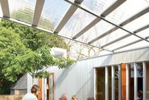 PERGOLA / ARBORS / Overhead structure to create shade and create a mood / by Nick McCullough, APLD