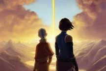 Aang & Gang / Avatar the Last Airbender / by Leah