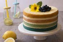 Gâteaux de fête / Des gâteaux époustouflants pour toutes les occasions : noël, pâques, anniversaire, Saint-Valentin... De beaux gâteaux colorés et décorés.