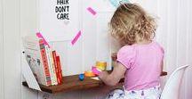 Kids rooms + Playrooms