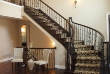 Otero  Homes - Stairs/Hallways/Entries / by Otero Signature Homes
