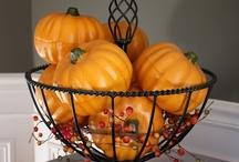 Holiday: Halloween/Fall / by Rebecca Adkinson