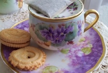 Tea Party / Tea cups, Tea pots, Recipes for Tea parties / by Mary Beth Chaney