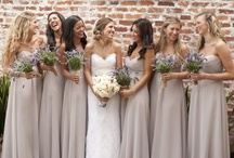 Bridesmaids / by Bride & Groom Magazine