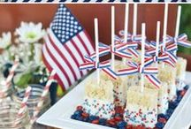 Holidays: 4th of July / by Melissa Barker