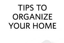 Organizing / by Cindy PinPal246