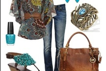 What to Wear! Outfit Inspiration / by Rhonda Waymire Cline