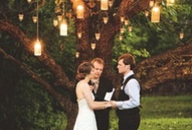 Eco-friendly weddings / by Bride & Groom Magazine