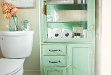 Home - Bathroom / by Kelsey Dutcher