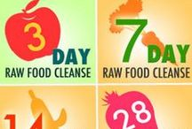 Raw Food + Cleansing / Anything Raw food, cleansing or detox related. Any recipes must be RAW = not cooked over 114 F. Have fun + share as much as you can!  I am not adding anyone to the board at this time.