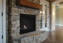 Otero Homes - Fireplaces / by Otero Signature Homes