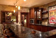 Otero Homes - Specialty Rooms / by Otero Signature Homes