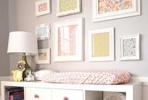 Kiddos - Girl Bedroom / by Rebecca Deering