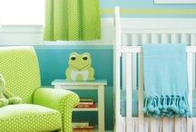 Kiddos - Boy Bedroom / by Rebecca Deering