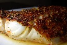 Seafood...the BEST Food. / Fish and Shellfish Recipes. / by Deme'